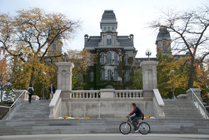 Syracuse University's endowment dipped for the second year in a row in 2015.