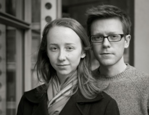 Hannah Ayers (left) and Lance Warren (right) directed the documentary on the history of lynching in the American South called